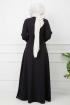 Şarmi Elbise - Siyah