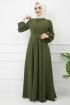 Şarmi Elbise - Yeşil